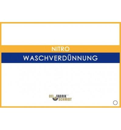 Nitro-Waschverdünnung