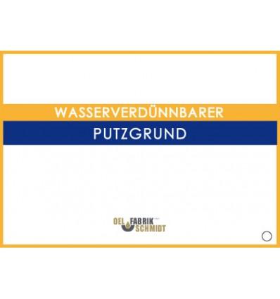 Putzgrund - wasserverdünnbar