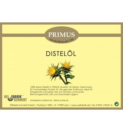 Distel-Öl