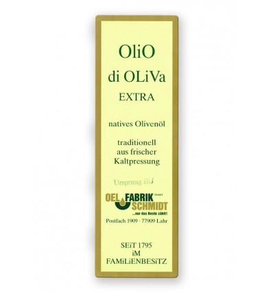 "Oliven-Öl ""Olio Di Oliva"""