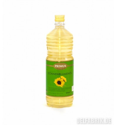 Sonnenblumenöl - PRIMUS
